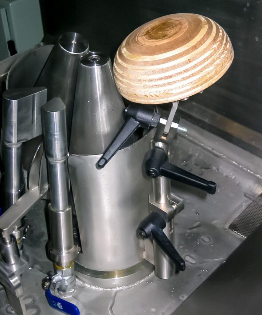 Máquina Gomar Abas