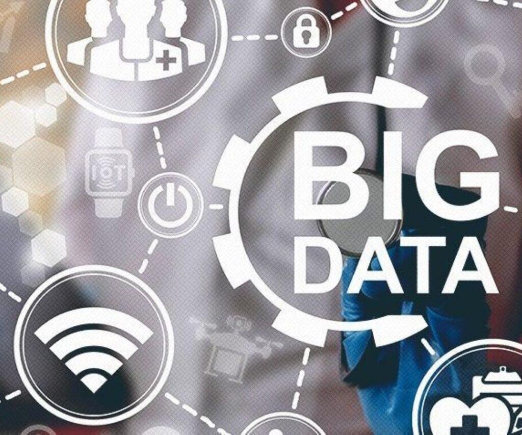 Armazenagem a tratamento de dados big-data