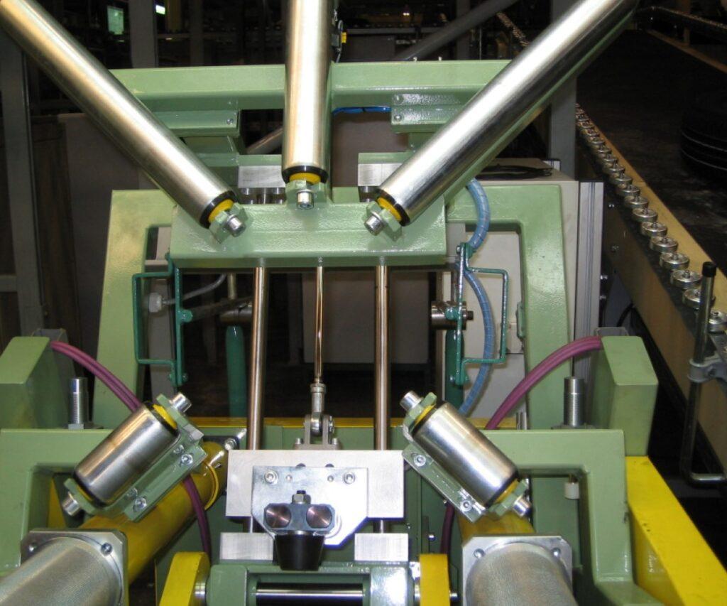 Indústria da Borracha - pneus