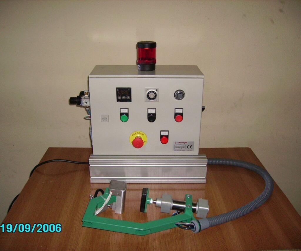 Máquina Indústria borracha
